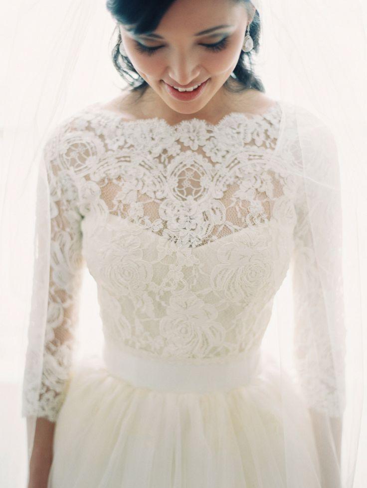 vestido ideal para um casamento no inverno 6