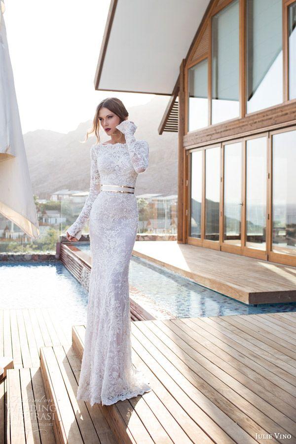 vestido ideal para um casamento no inverno 8