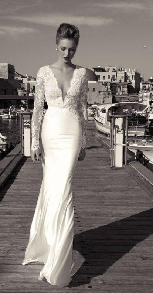 vestido ideal para um casamento no inverno 9
