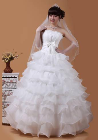 o vestido de noiva ideal